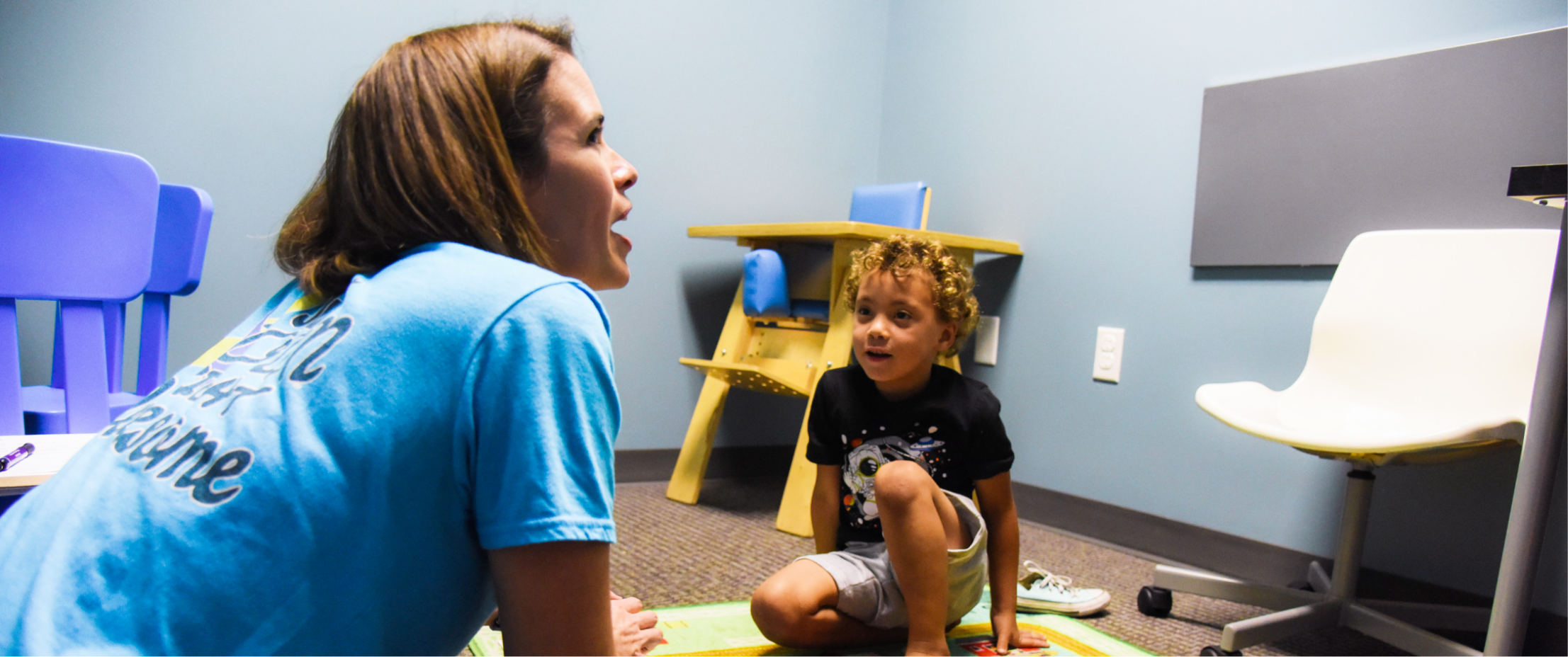 Pediatric Speech and Language Therapy