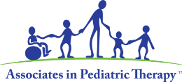 Associates in Pediatric Therapy Logo